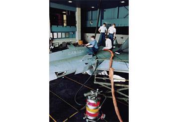 DP 5000 Z20 Exproof Pnömatik Uçak Yakıt ve Tehlikeli Solvent  Vakum Makinası