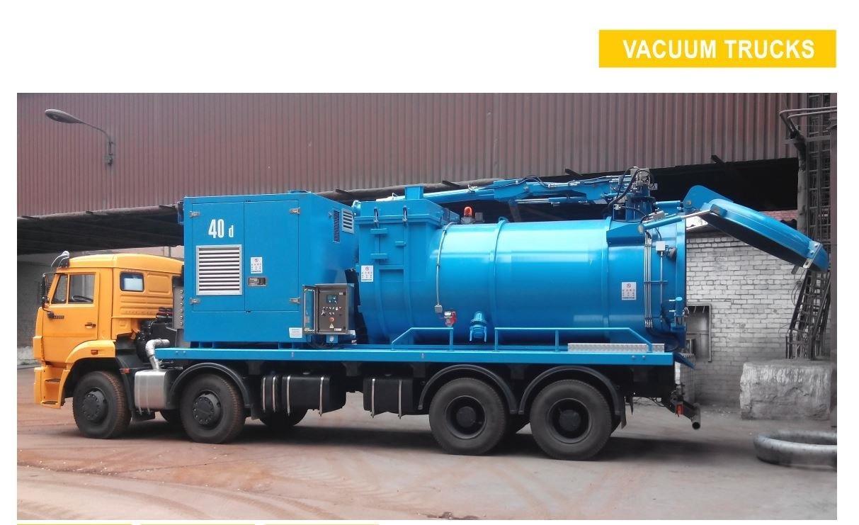 SB YV40 Sabit Ağır Sanayi Vakum Üniteleri