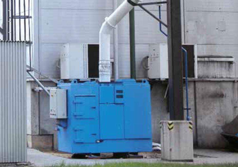 Sabit Sistem Yüksek Vakumlu Ağır Sanayi Makinaları