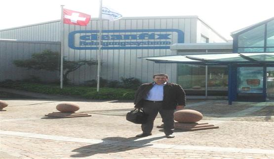 Cleanfix Turkey is Distribution Center for Middle East and Central Asia
