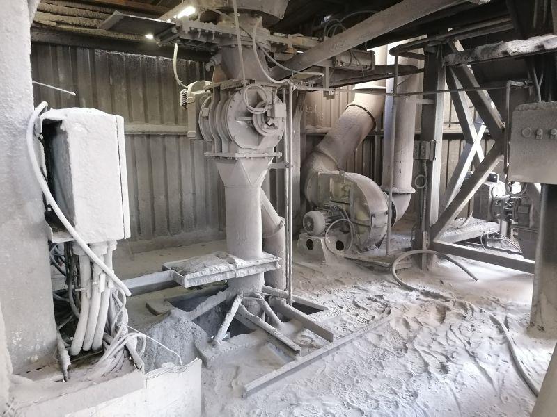 Çok Tozlu Ortamlar Enerji Santrali Çimento Fabrikası