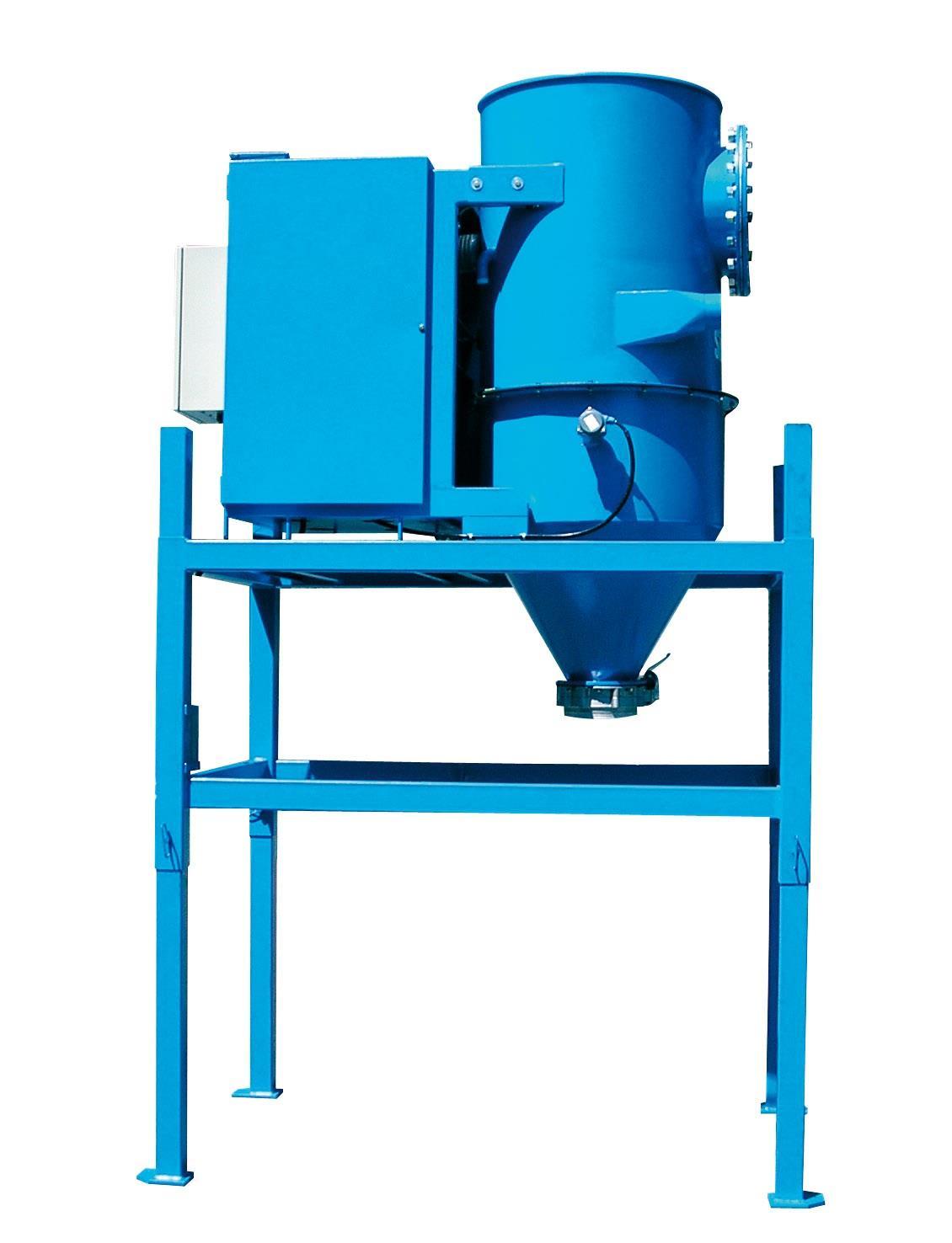 SB YVF100 Kendinden Hazneli Ağır Sanayi Vakum Makinaları