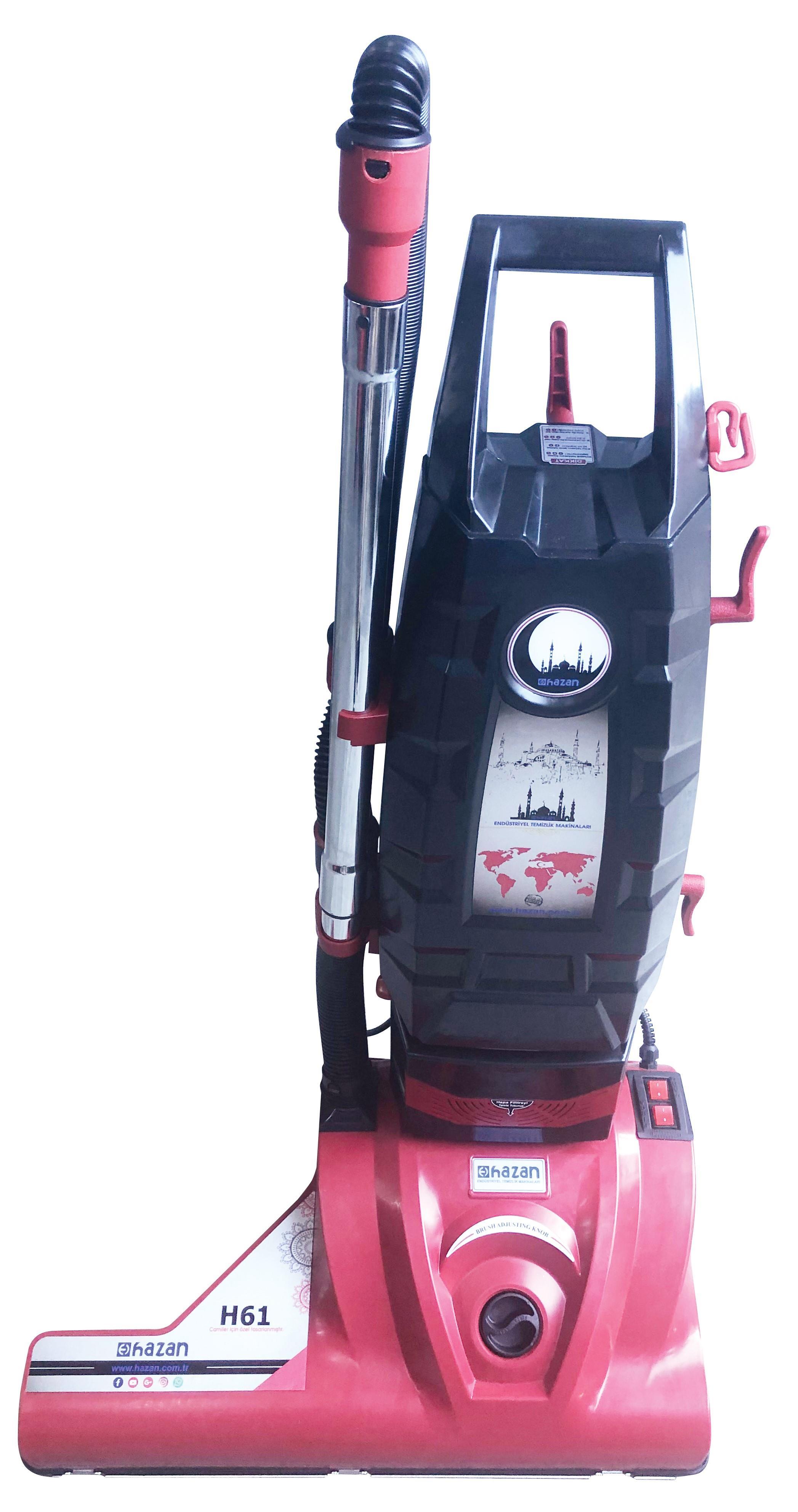 H61 Fırçalı Tip Elektrikli Süpürge