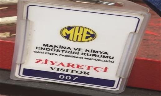 MKE GAZİ FİŞEK FABRİKASI