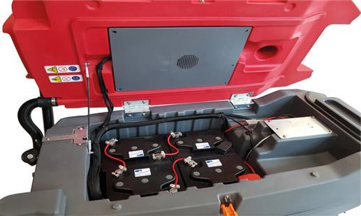 RA 705IBC Bataryalı Yer Yıkama Makinaları