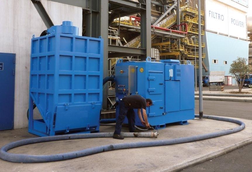 SB YV10 Sabit Ağır Sanayi Vakum Makinaları