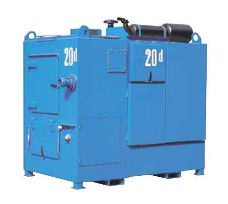 SB YV20 Sabit Ağır Sanayi Vakum Sistemleri
