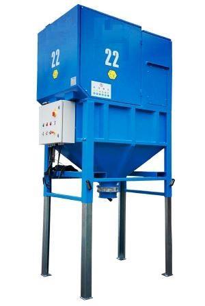 SB YV22 Kendinden Hazneli Yüksek Vakumlu Makinalar