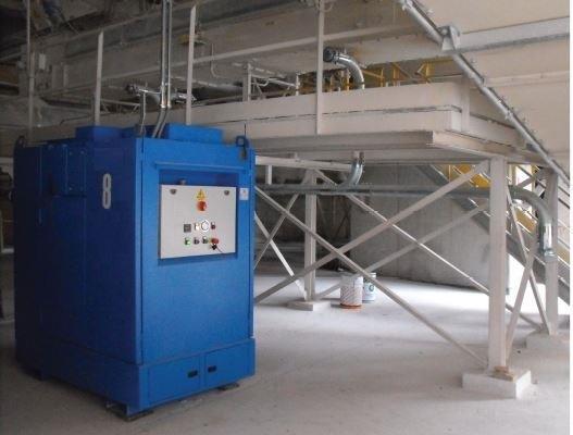 SB YV8-40 Sabit Sistem Ağır Sanayi Vakum