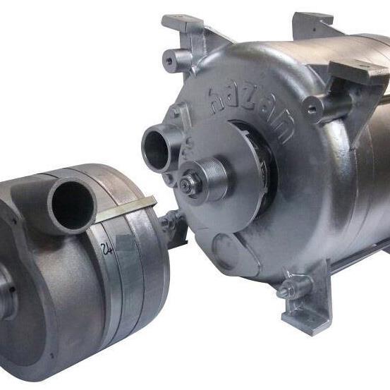 A09 - Büyük ve Küçük Türbin Fan Sistemi