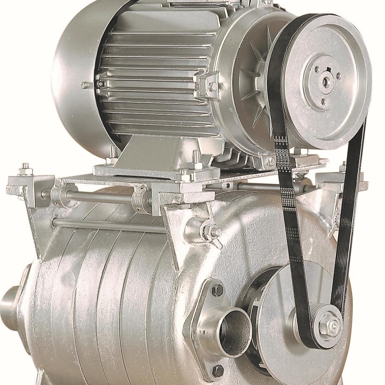 A07 - Büyük Türbin Fan Sistemi