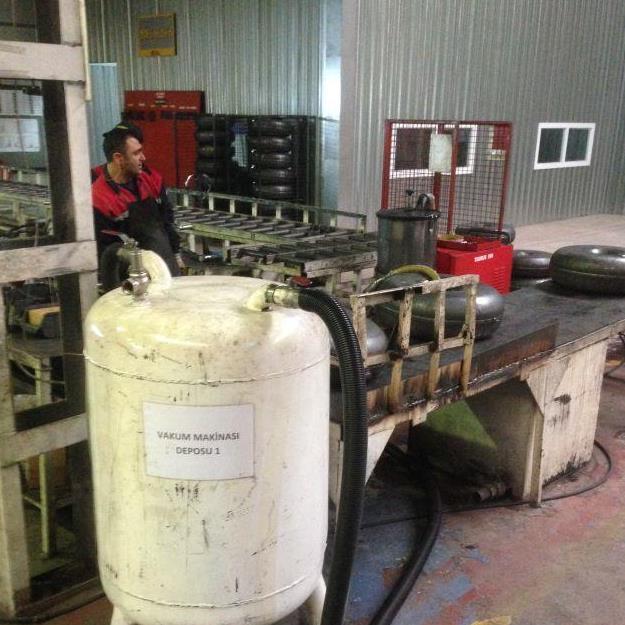 LPG Tank Test Ünitesi Vakumu