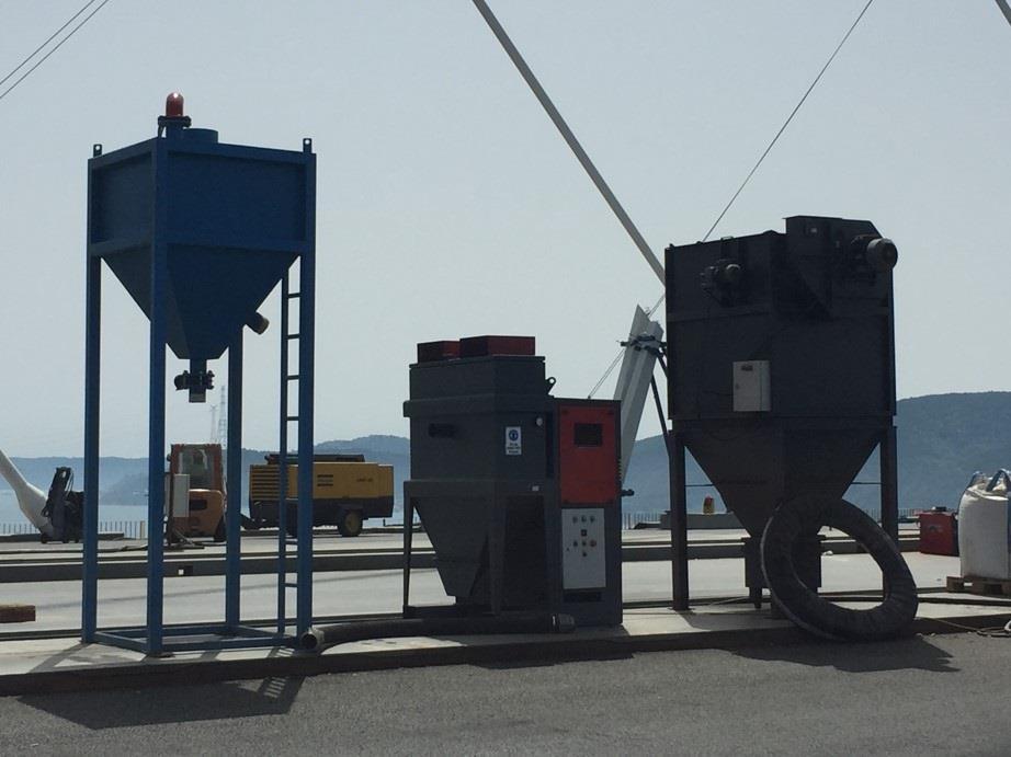Sabit Sistem Yüksek Vakumlu Makinalar