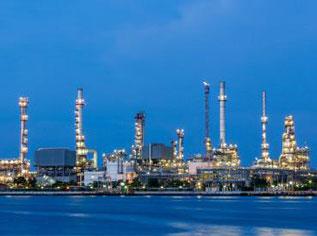 Enerji ve Petrokimya Tesisleri